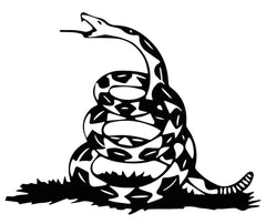 Don't Tread On Me Snake Only