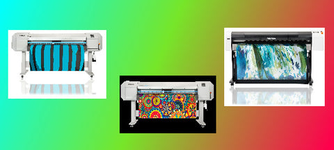 MUTOH DYE SUBLIMATION PRINTERS