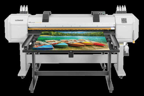 MUTOH VJ-1627H FLATBED HYBRID MULTI PURPOSE PRINTER