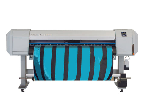 MUTOH LARGE FORMAT DYE SUBLIMATION PRINTER MODEL 1638WX