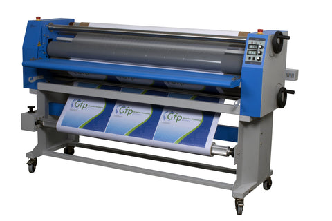 "GFP 865DH 65"" DUAL HEAT PROFESSIONAL LAMINATOR"