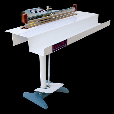 BannerPRO Professional Banner Hemming System.