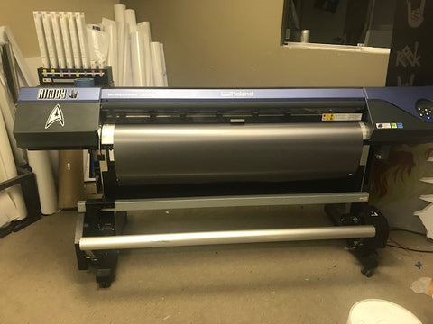 "ROLAND VS-540 54"" ECO SOLVENT PRINTER / CUTTER"