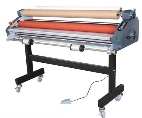 "Royal Sovereign 55"" WIDE FORMAT ROLL LAMINATOR COLD ONLY RSC-1401CLTW"