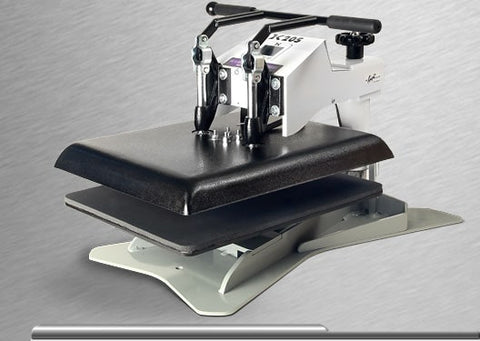 "GEO KNIGHT 16"" X 20"" SWING AWAY HEAVY DUTY HEAT PRESS"