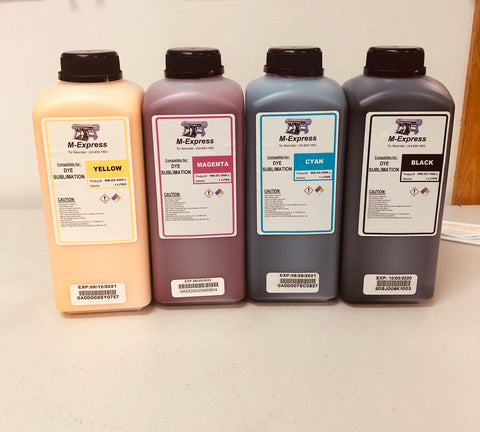1000 ml Low Cost Dye Sublimation Ink For Mutoh Printers