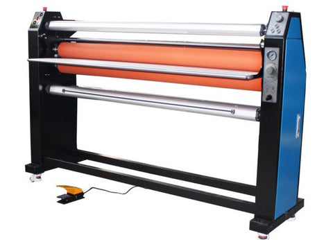 "65"" PROFESSIONAL PNEUMATIC COLD/HEAT ASSIST LAMINATOR PARMOUNT 65X"