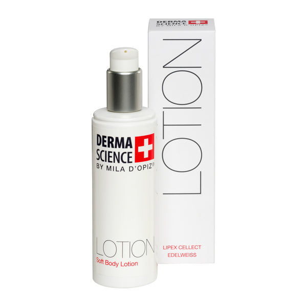 Soft Body Lotion | 200ml - dermascience.ch