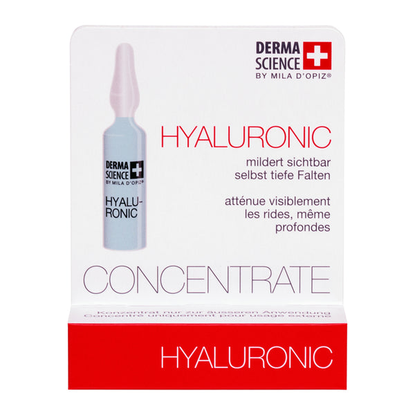 Hyaluronic Concentrate | 1x3ml - dermascience.ch