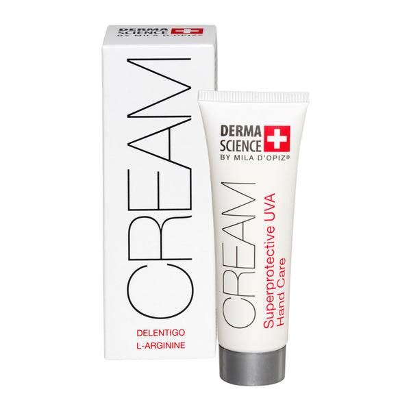 Superprotective UVA Hand Care | 75ml - dermascience.ch