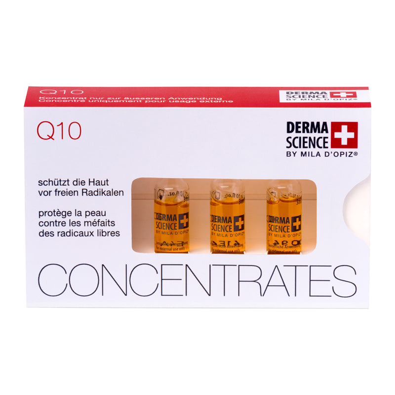 Q10 Concentrates | 3x3ml - dermascience.ch