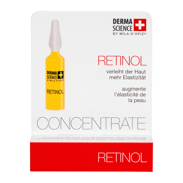 Retinol Concentrate | 1x3ml - dermascience.ch