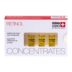 Retinol Concentrates | 3x3ml - dermascience.ch