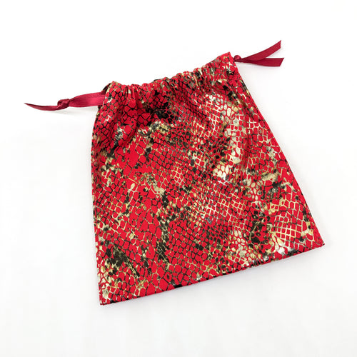 Pocket Hug Keepsake Bag - Red Dragon