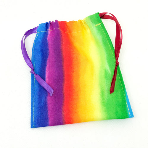 Pocket Hug Keepsake Bag - Rainbow
