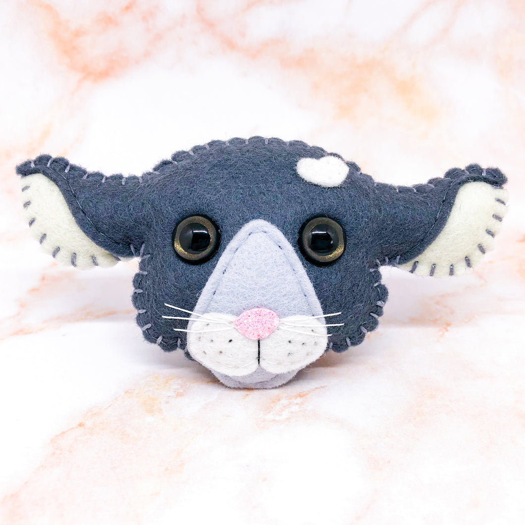 RARE Pocket Hug - Dumbo Ear Rattie Essential Oil DiffuserPlushie