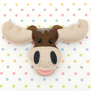 RARE Pocket Hug - Moose Essential Oil DiffuserPlushie