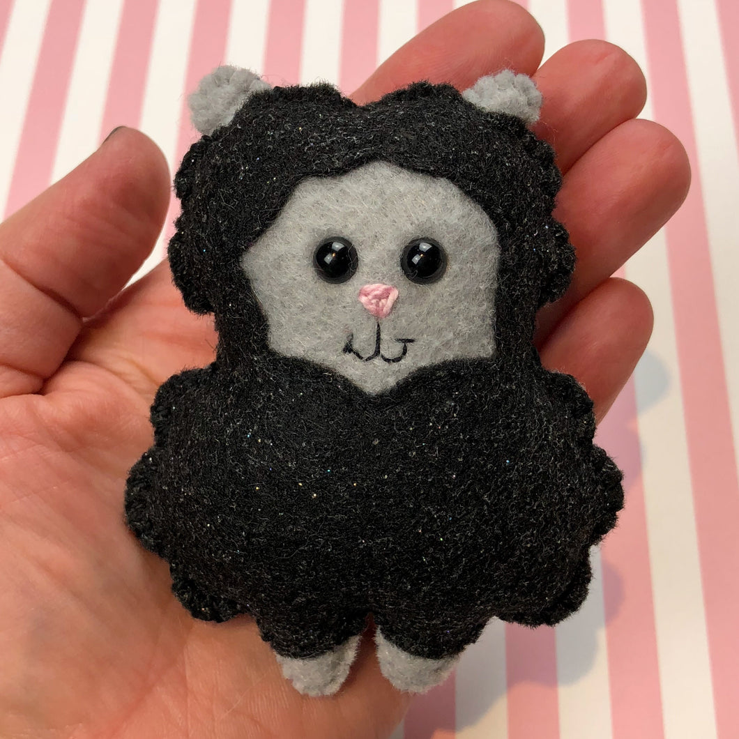 Pocket Hug - Sheep Essential Oil Diffuser Plushie