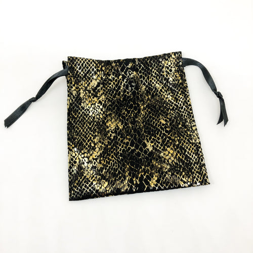 Pocket Hug Keepsake Bag - Black Dragon