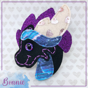 Scrap Dragon Bonnie - Essential Oil Diffuser Plushie