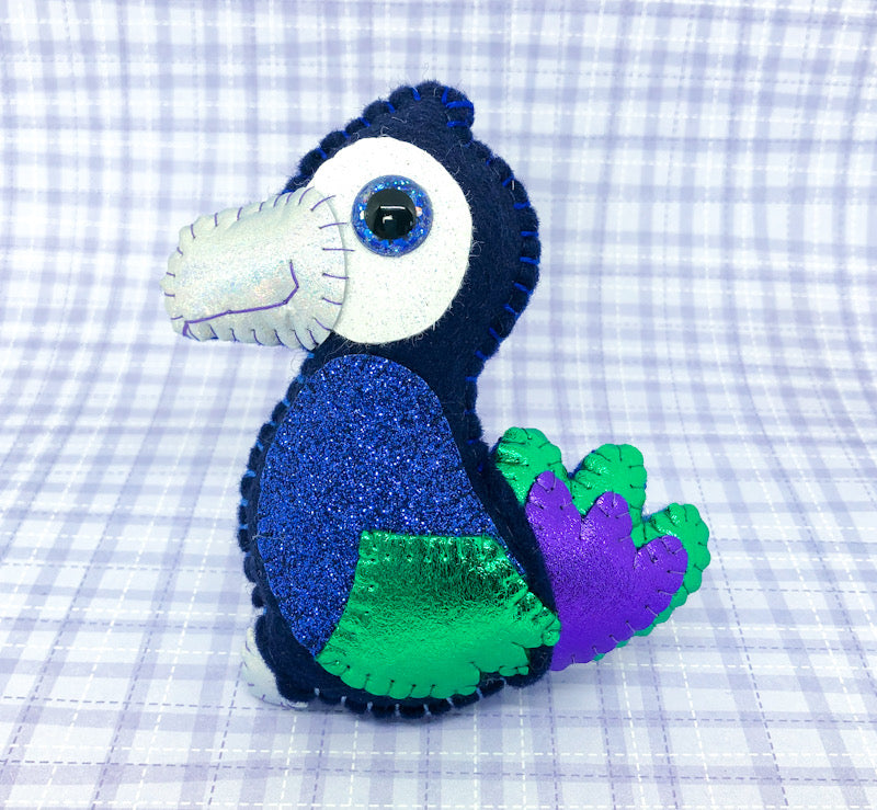 Collectable Pocket Hug - H.Lynn Parrot - Essential Oil Diffuser Plushie