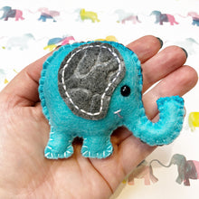 Pocket Hug - Elephant Essential Oil Diffuser Plushie