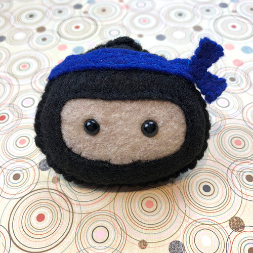 Pocket Hug - Ninja Essential Oil Diffuser Plushie
