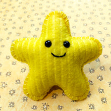 Pocket Hug - Stan the Star Essential Oil Diffuser Plushie