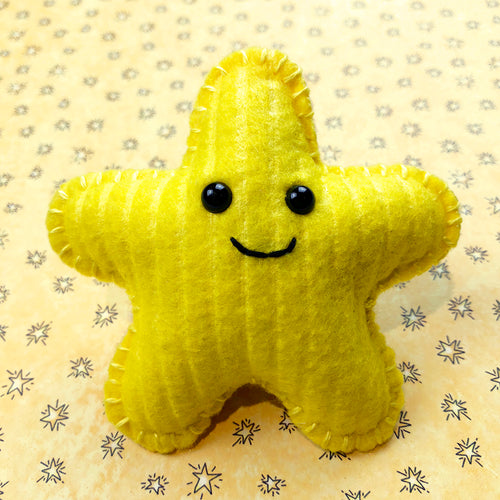 Pocket Hug - Star Essential Oil Diffuser Plushie