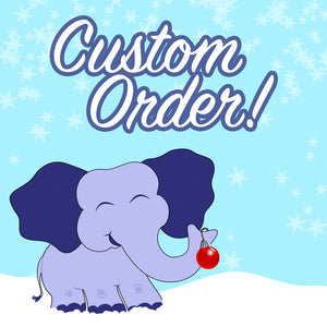 Holiday Custom Order - VA