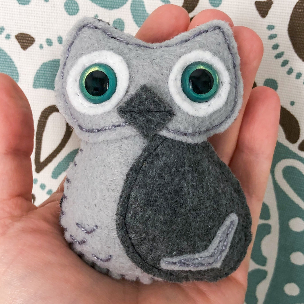 RARE Pocket Hug - Owl Essential Oil Diffuser Plushie