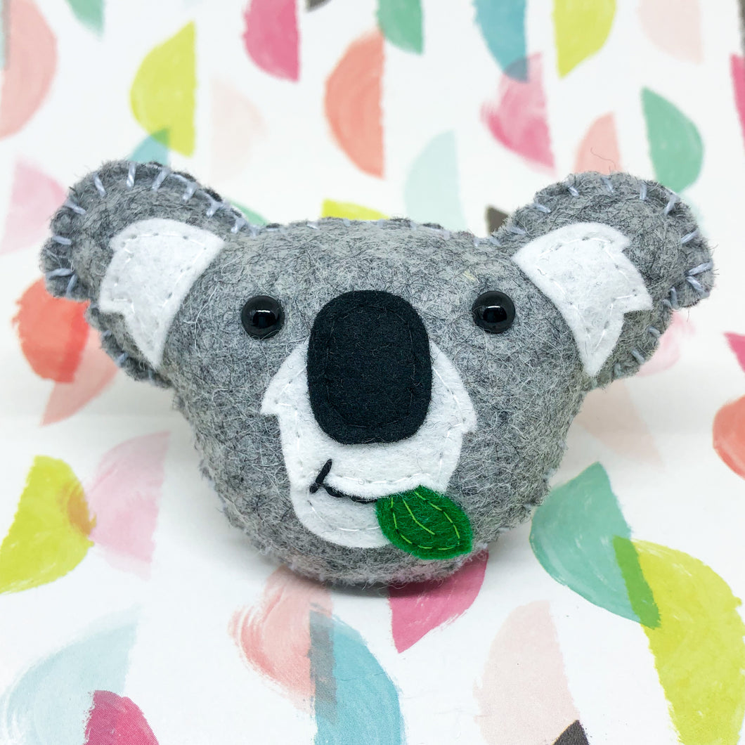Pocket Hug - Koala Essential Oil Diffuser Plushie