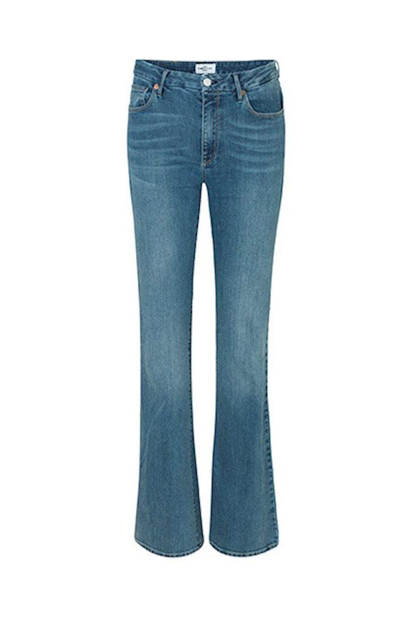 Global Funk Fourteen Jeans - Light Denim-Global Funk-Sophies.dk