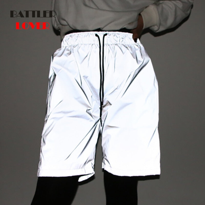 Nightwear Men Shorts #Reflective - MyLittleRave.com