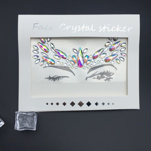 Glitter Tattoo Stickers (24 variants) - MyLittleRave.com