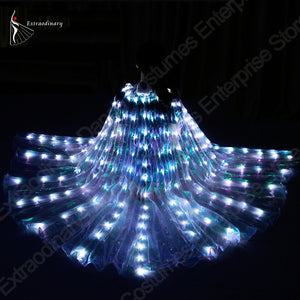 LED Rave Wings (multiple variants) #CreativeProps - MyLittleRave.com