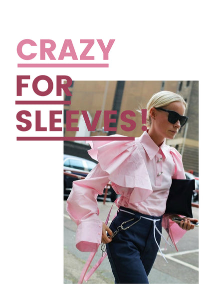 Make A Statement: Sleeves!