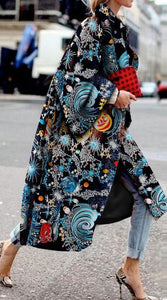 Hottest Coat Trend- Prints!