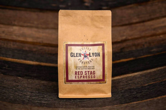 Glen Lyon - Red Stag Seasonal Espresso