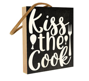 Kiss the Cook.