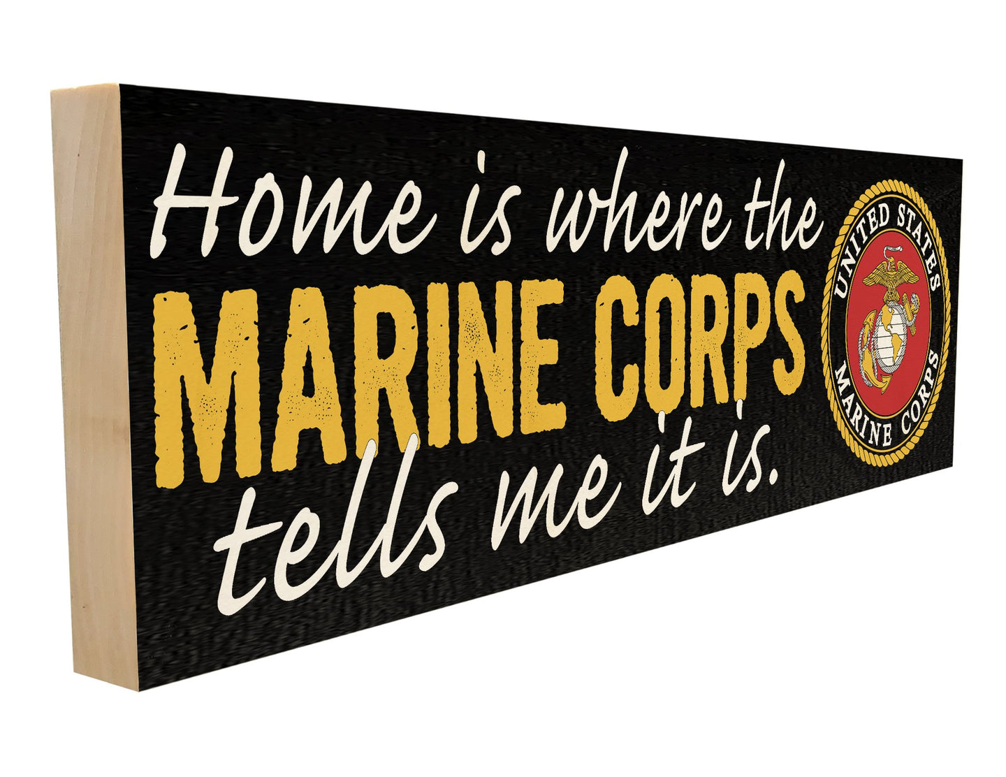 Home is Where the Marine Corps Tells Me it Is.