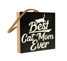 Best Cat Mom Ever.