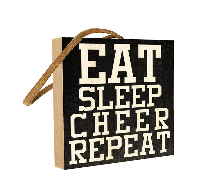 Eat. Sleep. Cheer. Repeat.