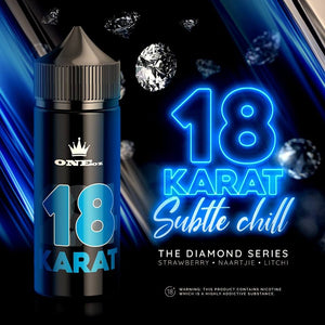 TKO ONE OZ 18 Karat Ice 100ML