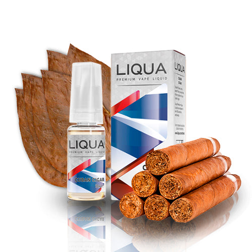 Liqua Cuban Cigar