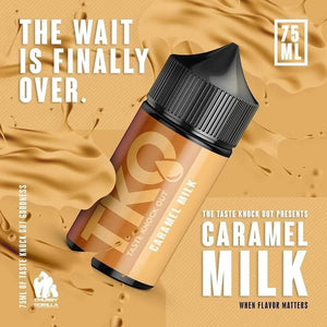 TKO Caramel Milk 75ml