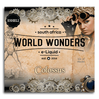 ESHELI WORLD WONDERS COLOSSUS 120 ML MTL