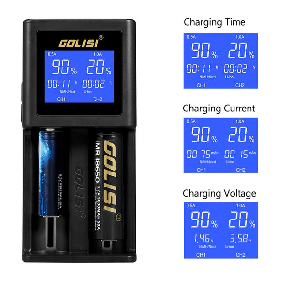 Golisi Smart Charger