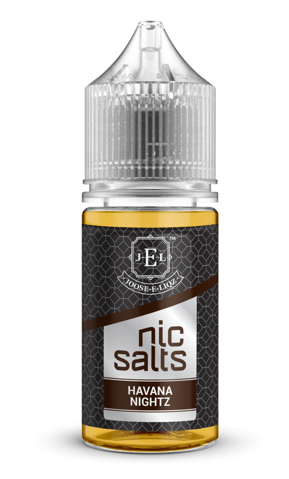 JOOSE-E-LIQZ HAVANA NIGHTZ NIC SALTS 30 ML