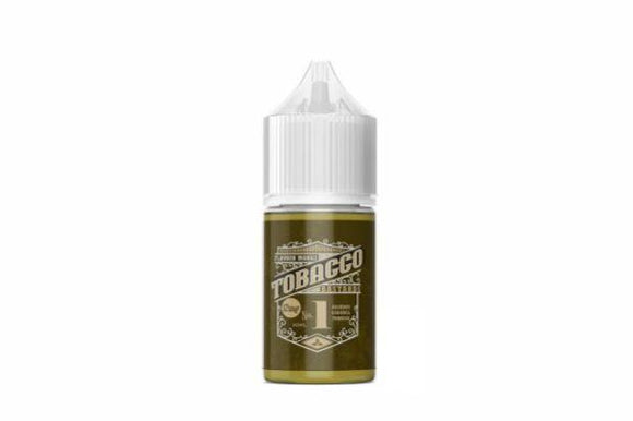 Steam Masters Tobacco Bastards No.1 30ml 12mg